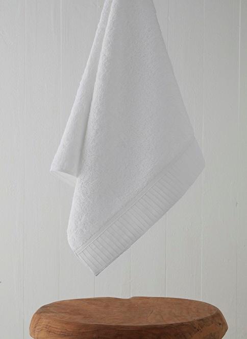Chakra Alba Havlu 30*50 Beyaz